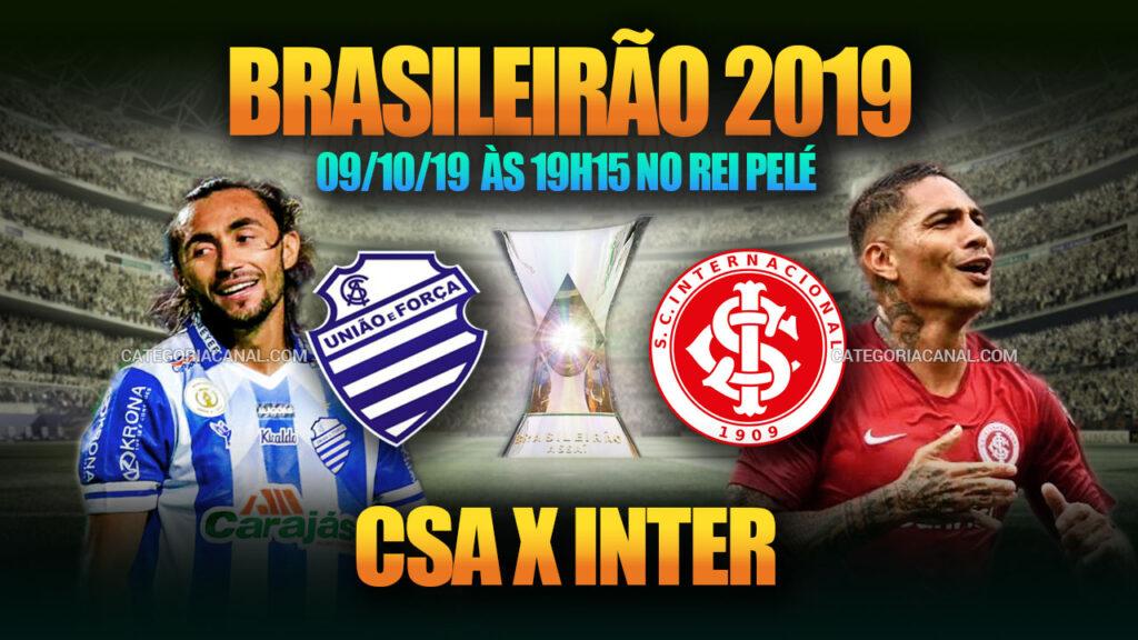 CSA X Internacional