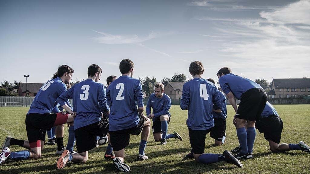 A Arte da Guerra Futebol - Grupo