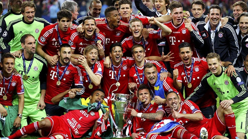 Bayern de Munique Champions League
