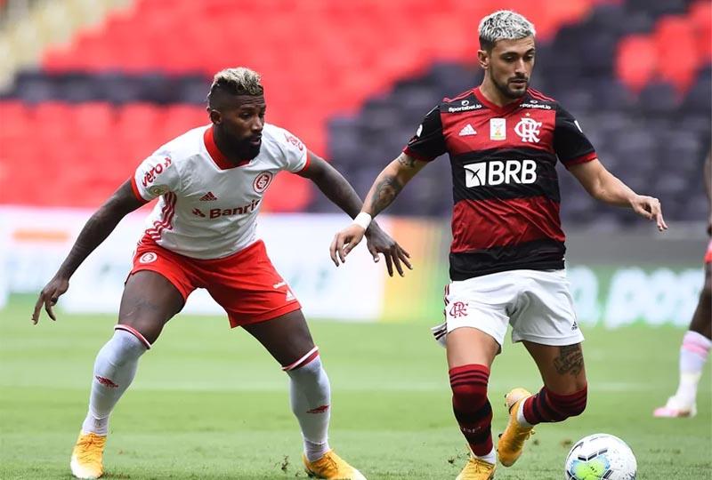 Flamengo 2 x 1 Inter