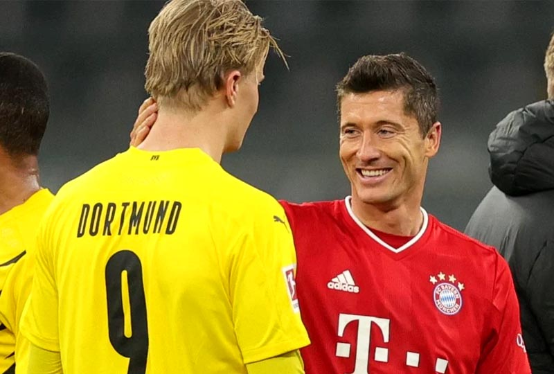 Bayern 4 x 2 Dortmund