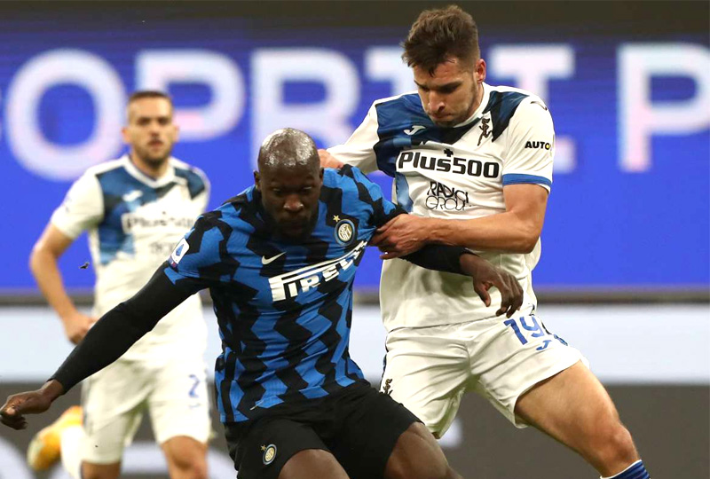 Inter 1 x 0 Atalanta