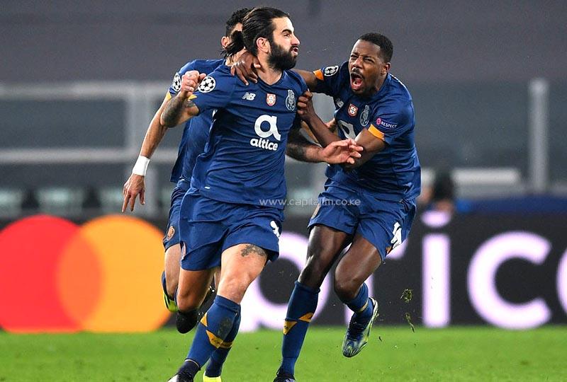 Juventus 2 x 1 Porto