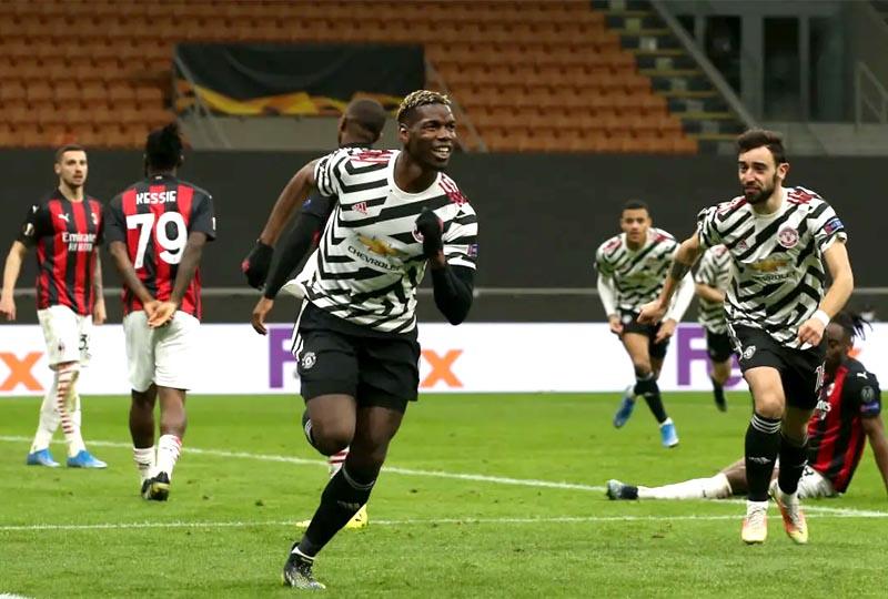 Milan 0 x 1 Manchester United