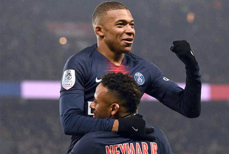 Como funciona o ataque do PSG