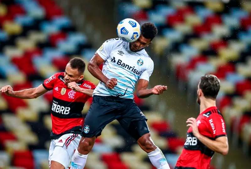 Flamengo 0 x 1 Grêmio (Análise Tática)