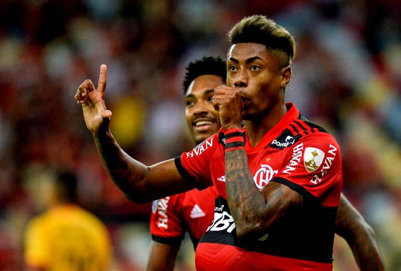 Flamengo 2 x 0 Barcelona (Libertadores)