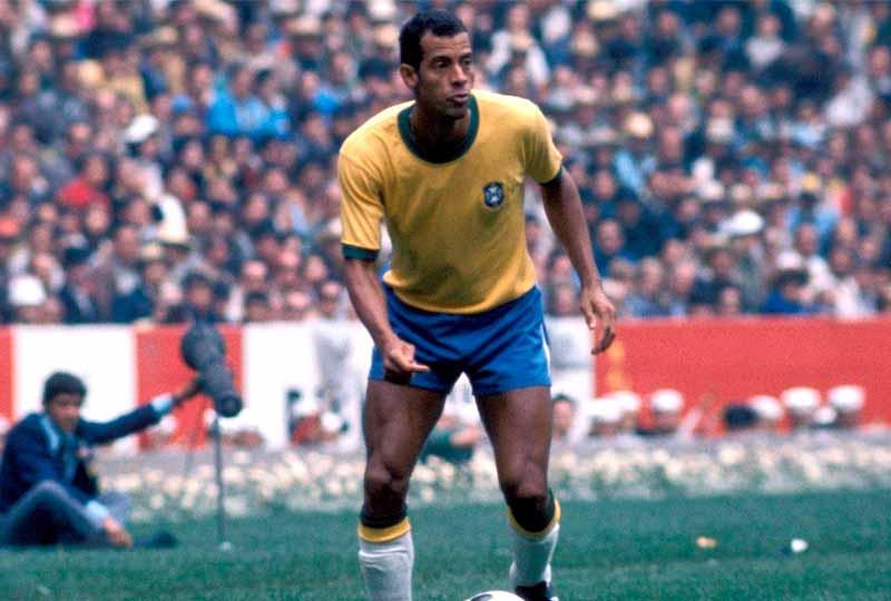 Lateral no Futebol - Carlos Alberto Torres
