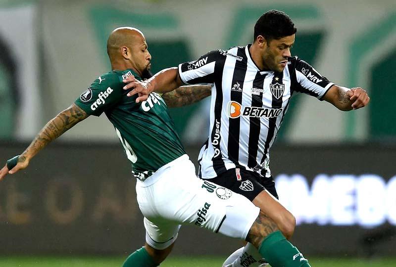 Palmeiras 0 x 0 Atlético-MG (Análise Tática)