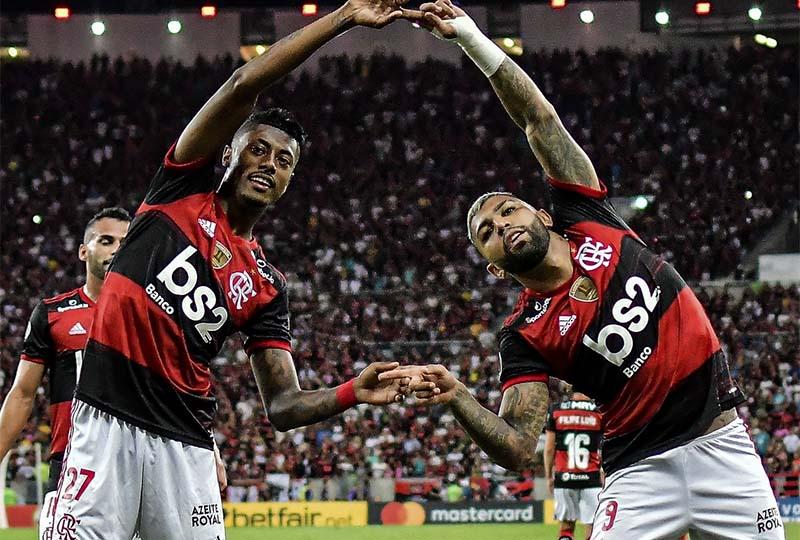 Jogada Mais Difícil de Marcar Flamengo